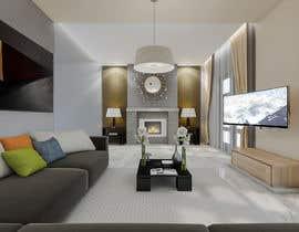 nº 32 pour Restyling our living room par hassanfathi15