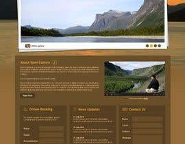 #52 dla Website Design for Sami Culture (Joomla!) przez Krishley