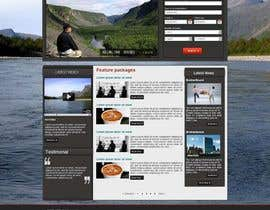 #50 dla Website Design for Sami Culture (Joomla!) przez gaf001