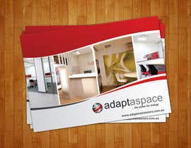 #7 pentru Catalogue Design for adaptaspace de către StrujacAlexandru