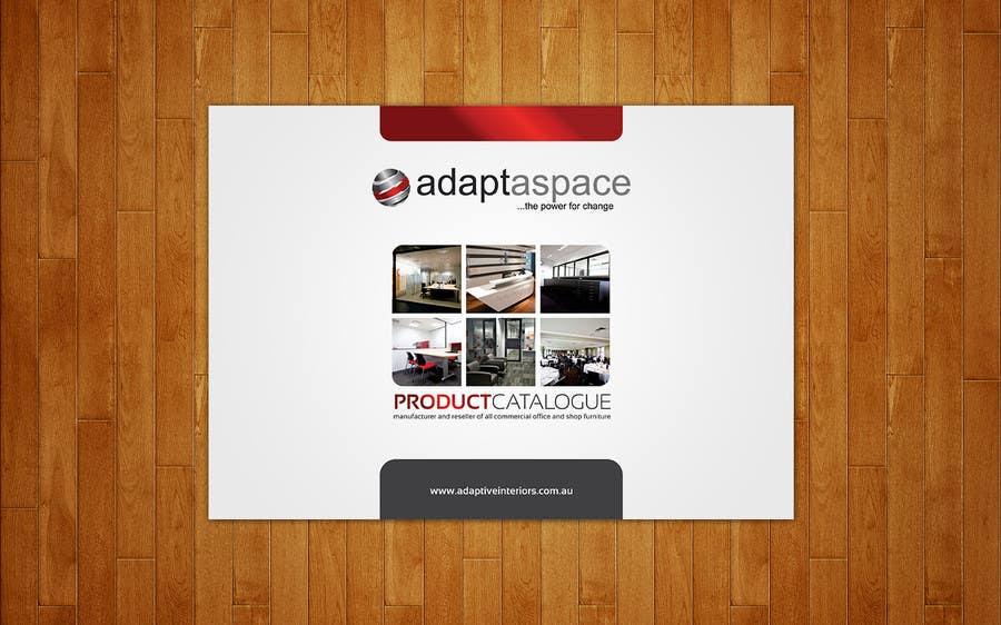 Inscrição nº 11 do Concurso para Catalogue Design for adaptaspace