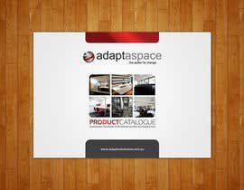 #11 for Catalogue Design for adaptaspace af StrujacAlexandru