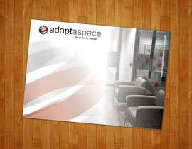 #6 pentru Catalogue Design for adaptaspace de către StrujacAlexandru