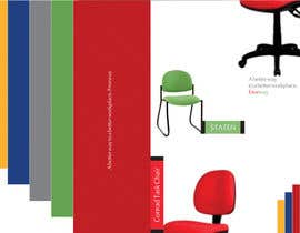 nº 22 pour Catalogue Design for adaptaspace par roopfargraphics