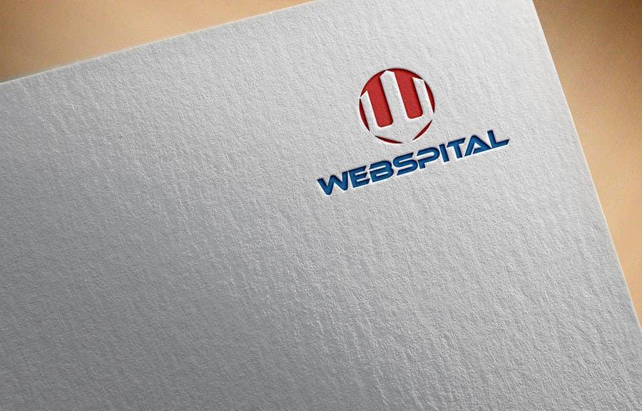 Proposition n°24 du concours Webspital - logo design