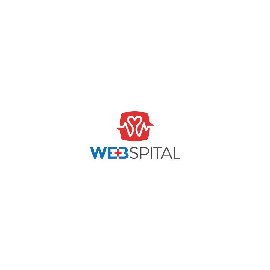 Proposition n°107 du concours Webspital - logo design