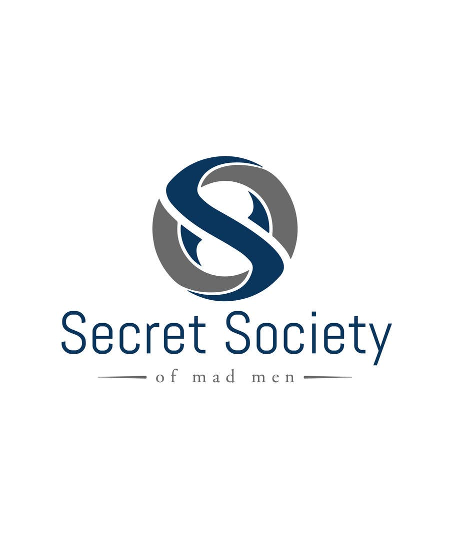 Proposition n°70 du concours Logo for the society of mad men