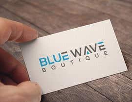 nº 354 pour Design a Logo For eCommerce Store Blue Wave Boutique par fastdesign6062