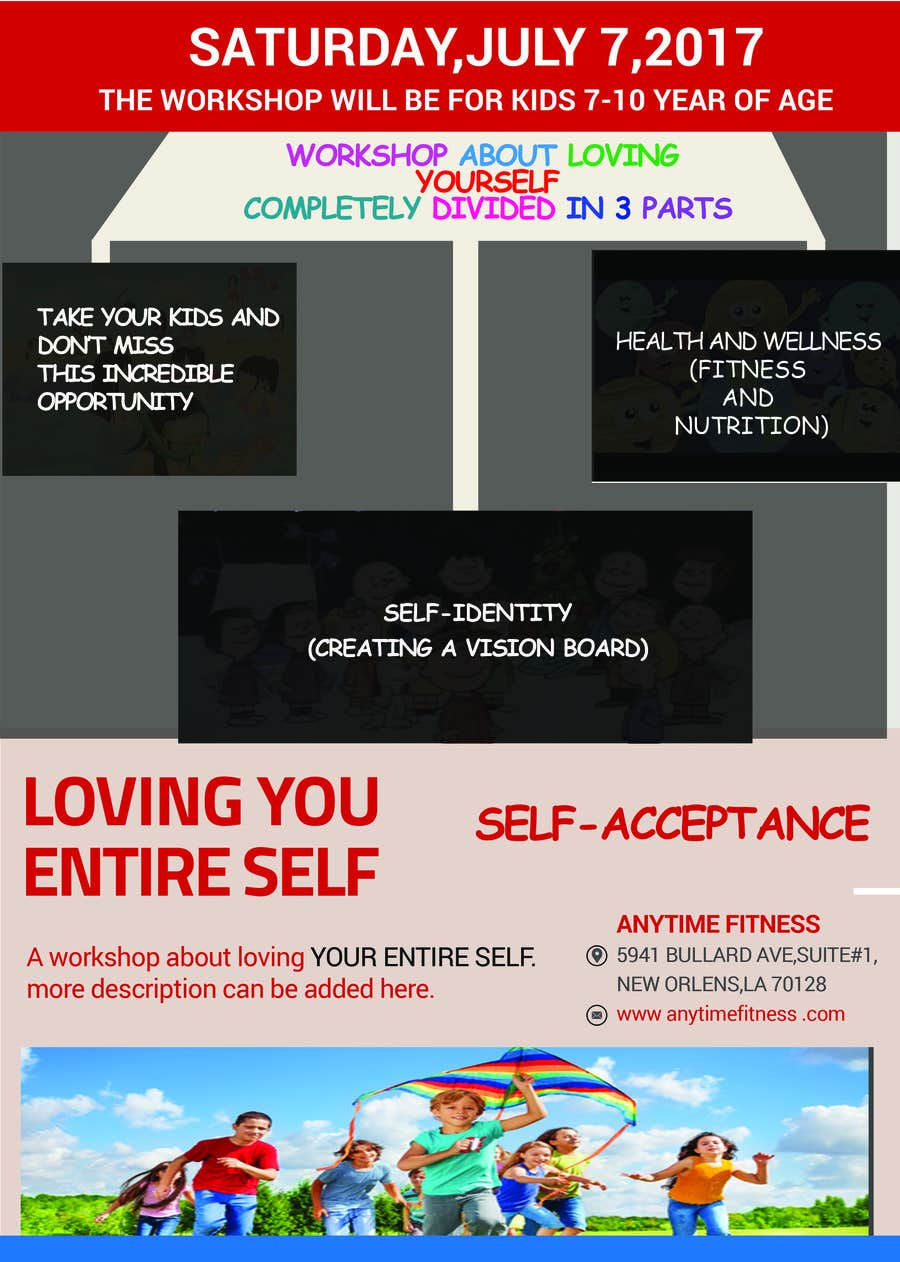 Proposition n°13 du concours Loving Your Entire Self