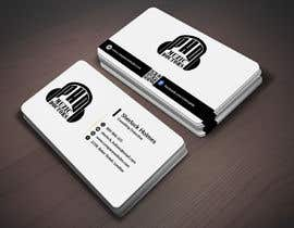 nº 56 pour Design some Business Cards par SherlockMahdi