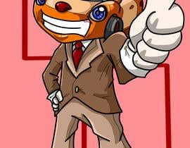 nº 32 pour Mascot Illustration par mfkamilarts