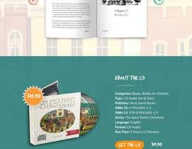nº 10 pour Design an interactive kids website par Creoeuvre