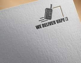 nº 32 pour We Deliver Vape par DesignFire