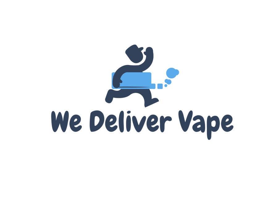 Proposition n°1 du concours We Deliver Vape