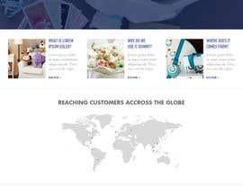 nº 17 pour home page design par Poornah