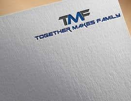 nº 84 pour Logo for TMF par udoy1996