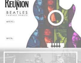 nº 11 pour Music Tour Poster Template par VHFilms90