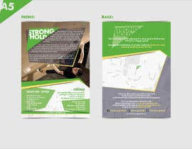 nº 72 pour Design a Flyer 2 par stepablo