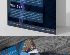 nº 23 pour Design a Brochure for motivational speaker par saifulislam4