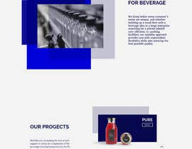 nº 30 pour Creative Website Mockup par Elechu