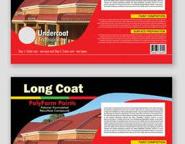 nº 19 pour Paint can label design par pixelmanager