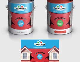 nº 15 pour Paint can label design par b74design