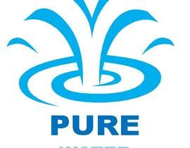 nº 18 pour Design a logo for a water purification company called Pure Water par padigir