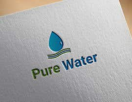 nº 34 pour Design a logo for a water purification company called Pure Water par rabeyarc6