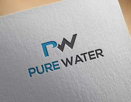 nº 28 pour Design a logo for a water purification company called Pure Water par SkyStudy