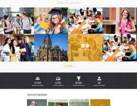 #37 for Design a Website Mockup by dipu85