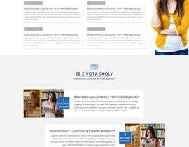nº 29 pour Design a Website Mockup par pixelmarketo