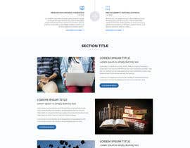 #39 for Design a Website Mockup by aliul