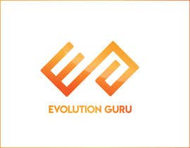 nº 13 pour Logo and fevicon for Evolution Guru par rannieayson2002