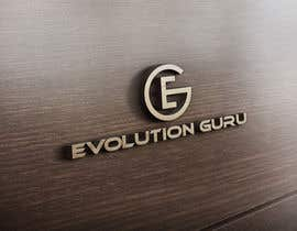 nº 50 pour Logo and fevicon for Evolution Guru par mrrashid3784