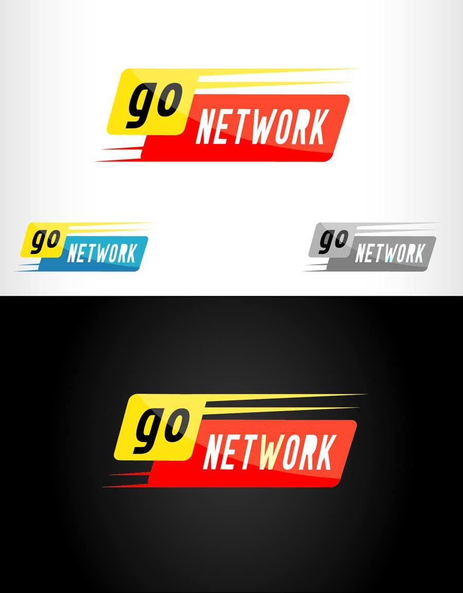 Inscrição nº 615 do Concurso para Go Network