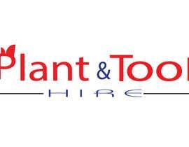 nº 6 pour Need a logo designed for plant& tool hire business par MdZakirhossen107