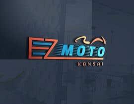 nº 69 pour EZ Moto Logo contest par samranali22