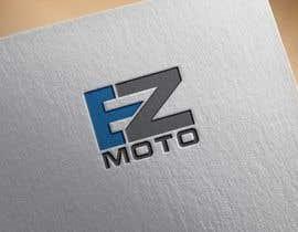 nº 104 pour EZ Moto Logo contest par sarfarajahamed