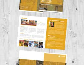 nº 10 pour Design a Two Page Brochure for Performance Intelligence Agency par jacelevasco