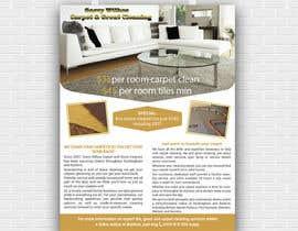 nº 25 pour create a flyer par DHL007
