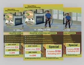 nº 35 pour create a flyer par Forhad95s