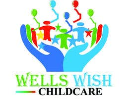 nº 106 pour WELLS WISH CHILDCARE par mridulgd