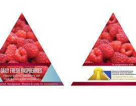 nº 8 pour Pyramid packaging - print design par lounzep