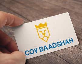 #35 for Design a Logo Cov Baadshah by somrat999