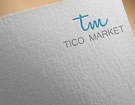 nº 35 pour Design a Logo for The Tico Market par Shahin2224