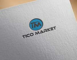 nº 16 pour Design a Logo for The Tico Market par Hasan11000