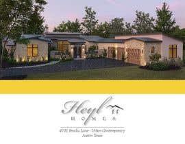 nº 27 pour Design a Luxury Home Brochure par lexagrc