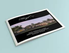nº 32 pour Design a Luxury Home Brochure par salmanhossaincti