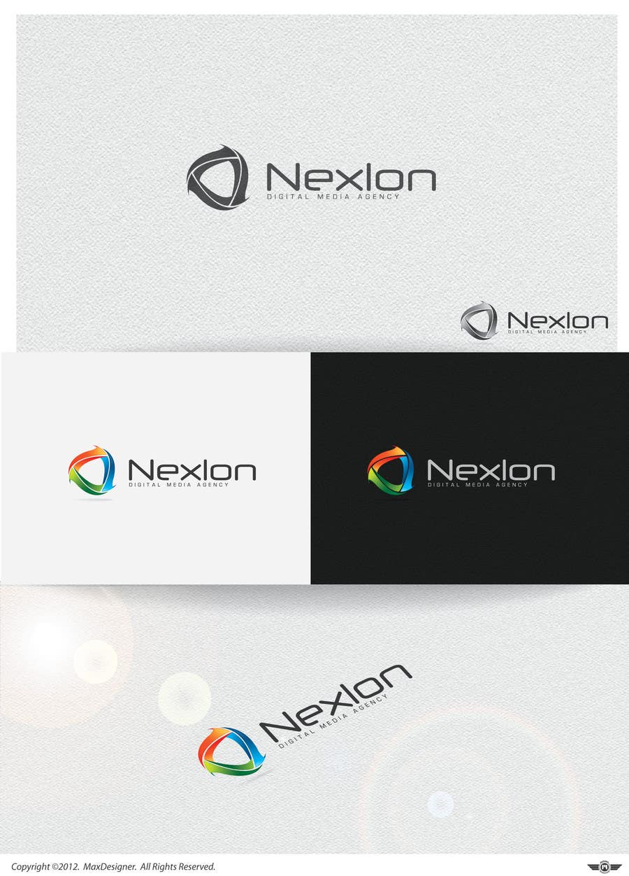 #101 for Logo Design for Nexlon by MaxDesigner