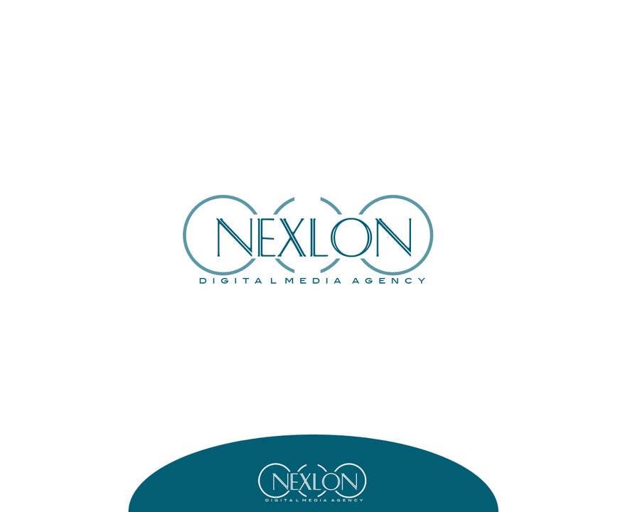 Kilpailutyö #214 kilpailussa Logo Design for Nexlon